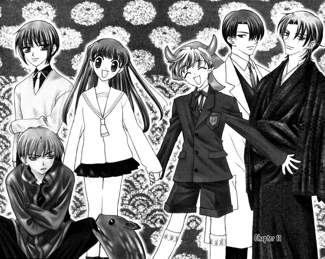 Fruits Basket 11 Page 1