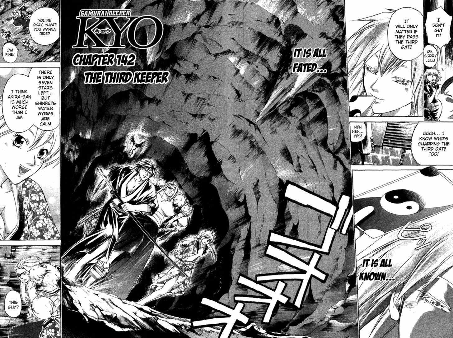 Samurai Deeper Kyo 142 Page 2