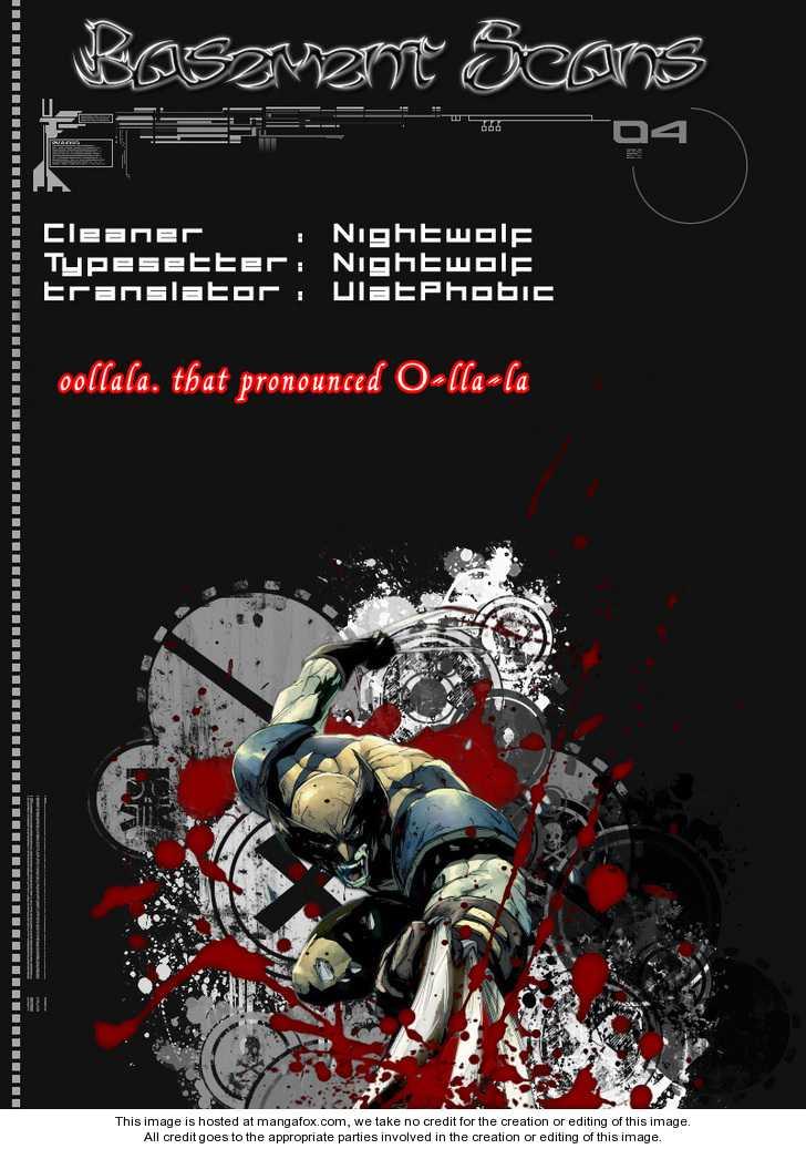 Samurai Deeper Kyo 181 Page 1