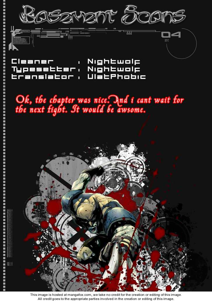 Samurai Deeper Kyo 193 Page 1