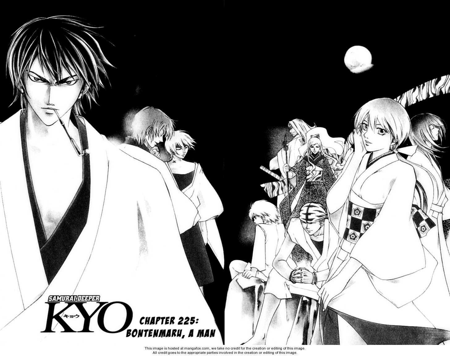 Samurai Deeper Kyo 225 Page 3