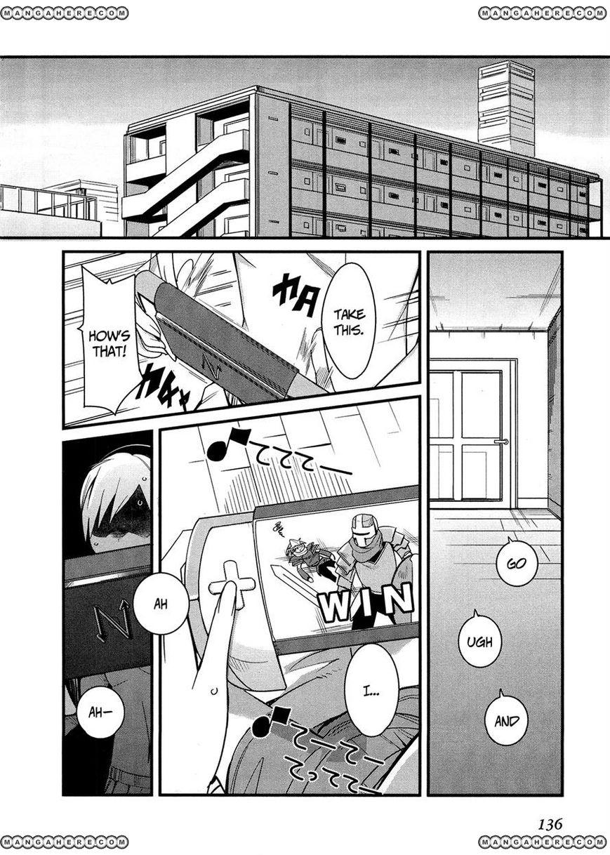 Sore wa Totsuzen, Unmei no Aite ga 9 Page 3