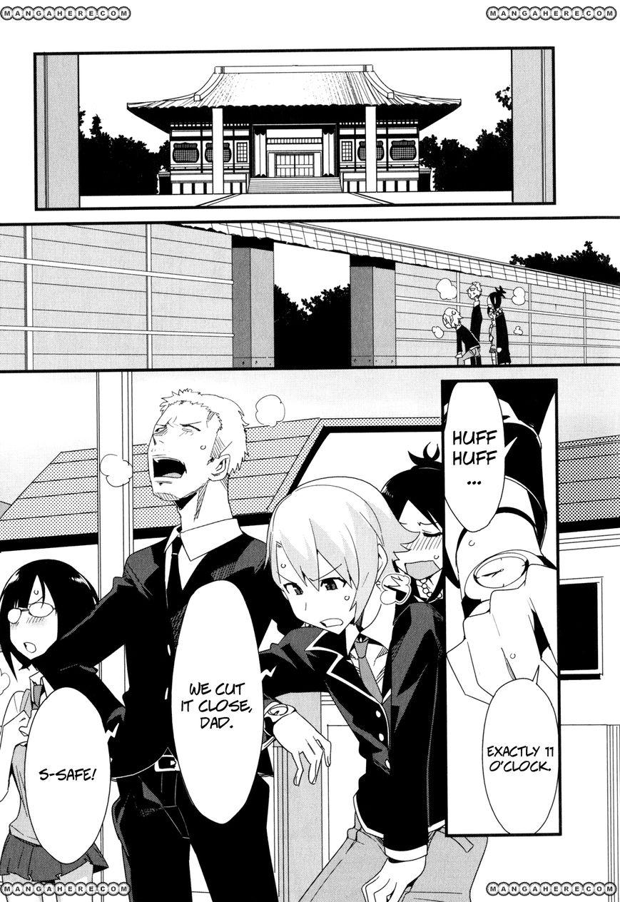 Sore wa Totsuzen, Unmei no Aite ga 16 Page 5