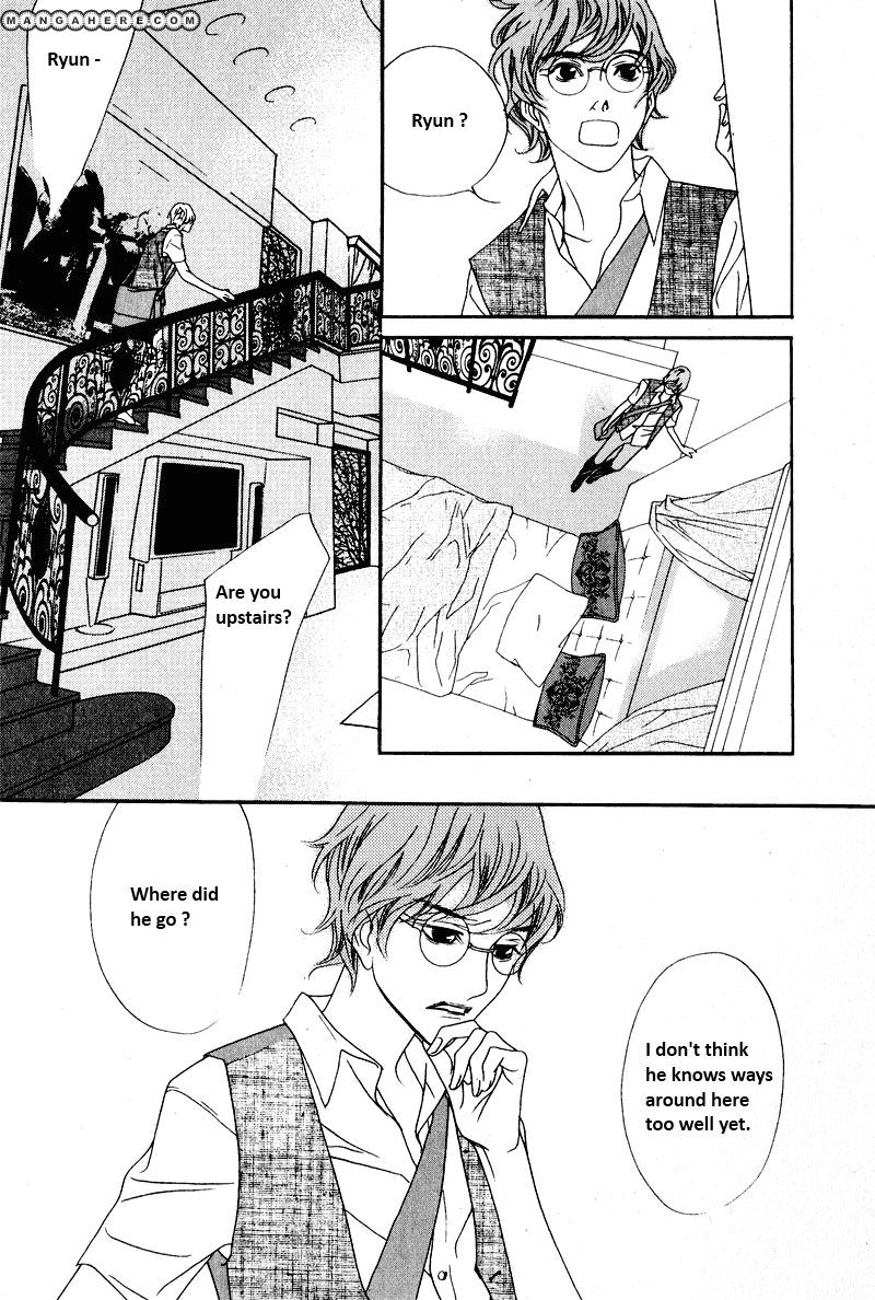 Nobody Knows (LEE Hyeon-Sook) 11.2 Page 1