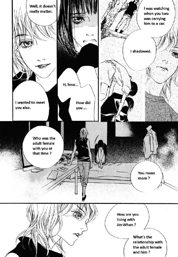 Nobody Knows (LEE Hyeon-Sook) 19.3 Page 1