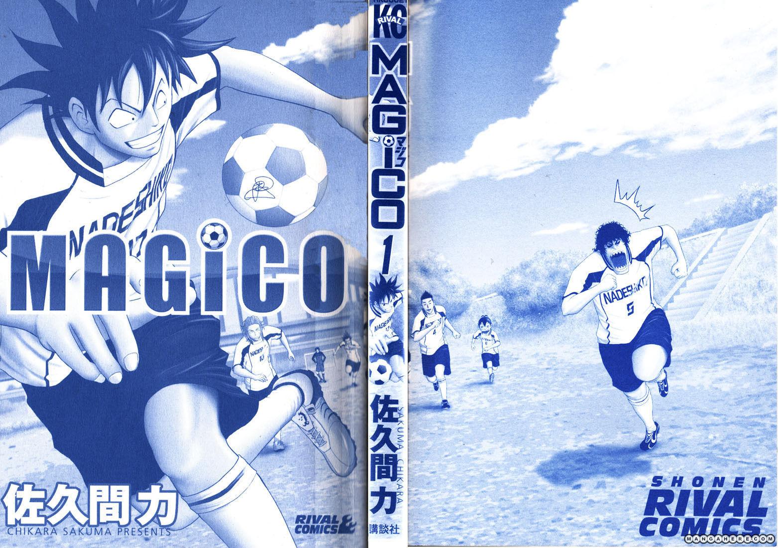 MAGiCO( Magic soccer) 1 Page 1