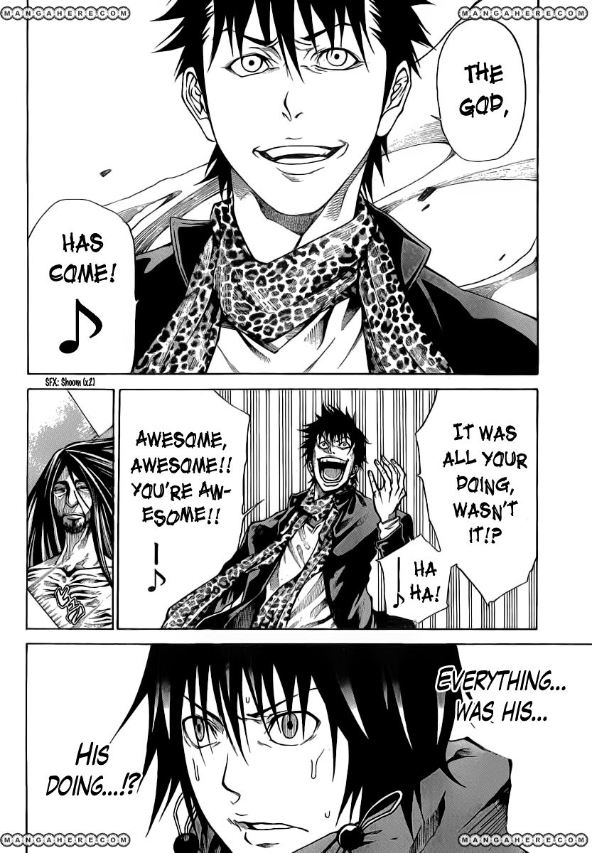 Kamisama no Iutoori (FUJIMURA Akeji) 15 Page 3