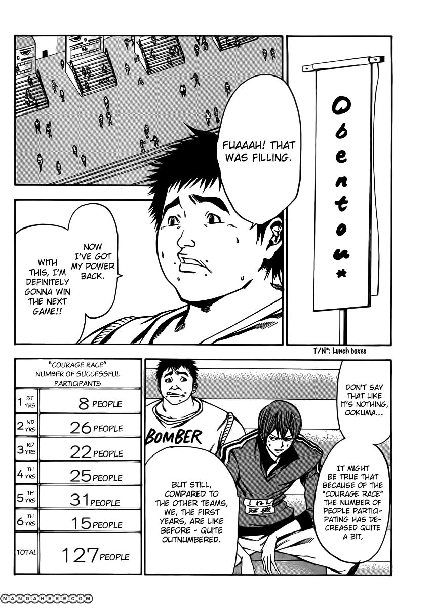 Kamisama no Iutoori (FUJIMURA Akeji) 19 Page 3