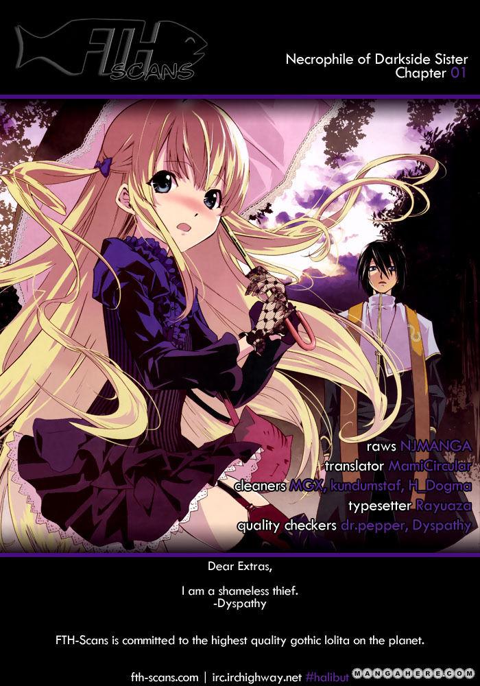 Shoujo Gensou Necrophilia 1 Page 1