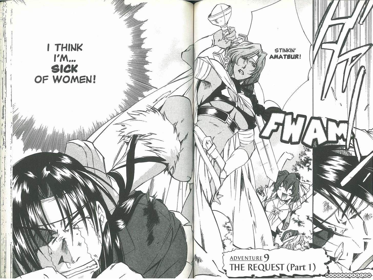 Mahou Senshi Louie 1.2 Page 2