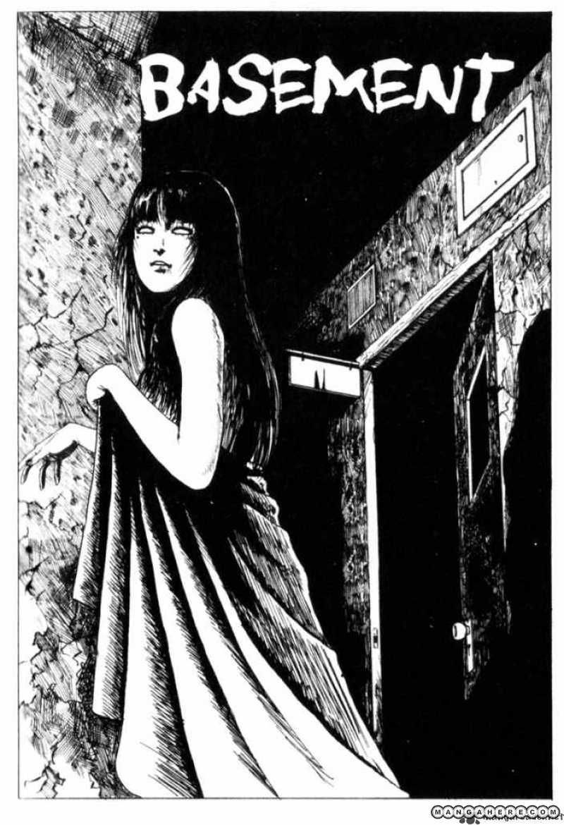 Tomie 8 Page 1