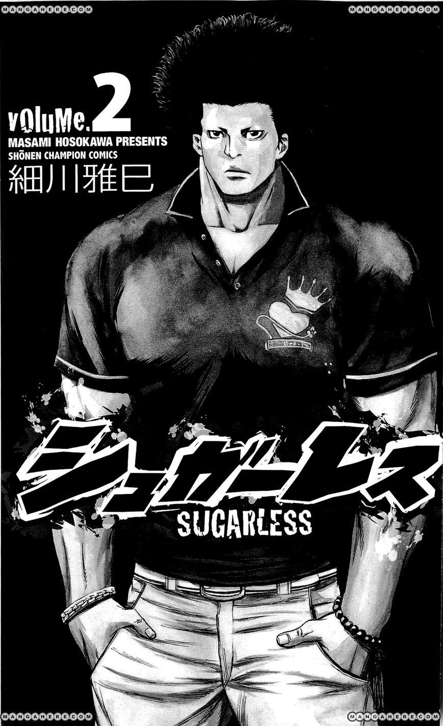 Sugarless (HOSOKAWA Masami) 7 Page 3