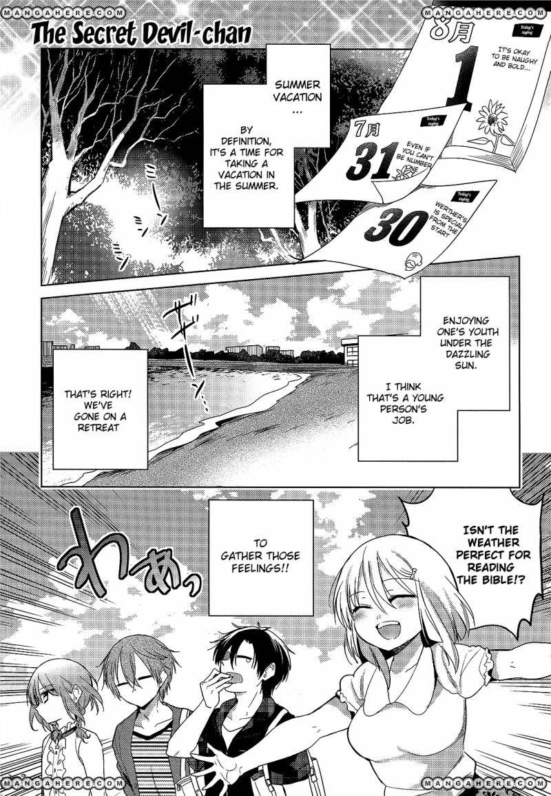 The Secret Devil Chan 11 Page 1