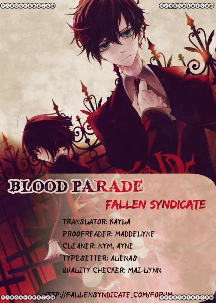 Blood Parade 1 Page 2