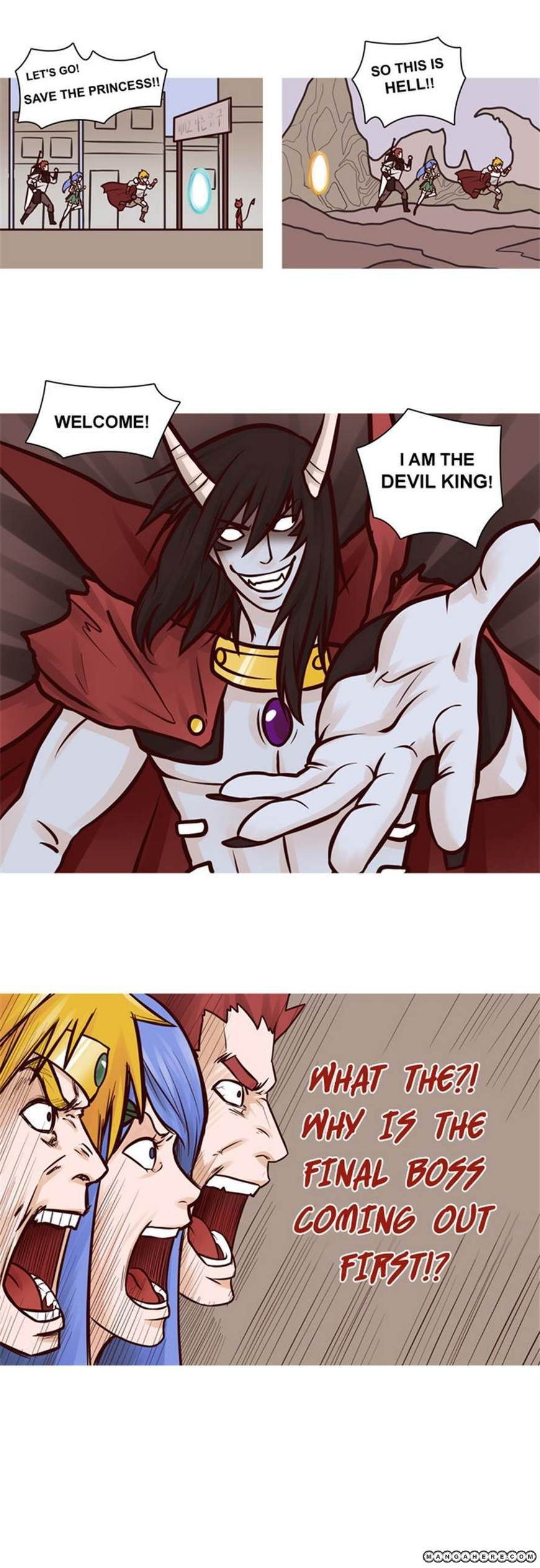 The Devil King Is Bored 10 Page 2