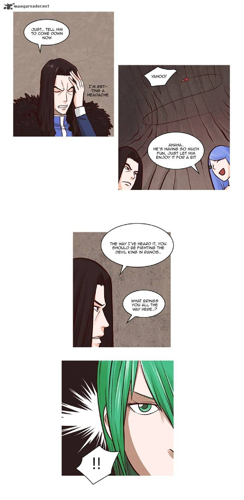 The Devil King Is Bored 23 Page 2