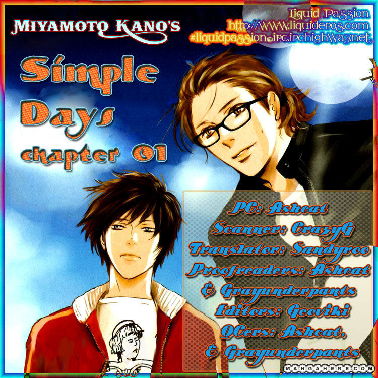 Simple Days 1 Page 2