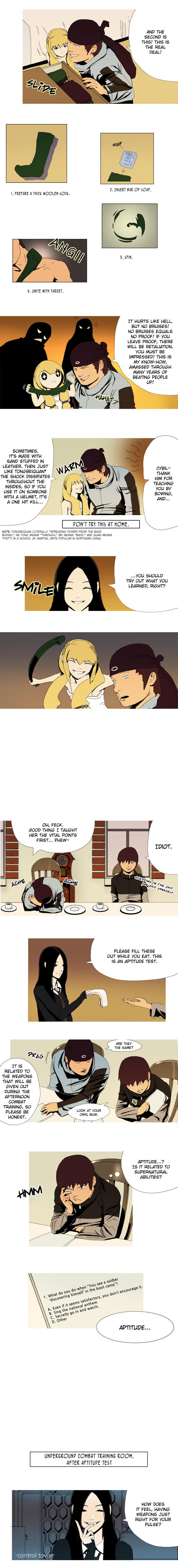 Treasure Hunter 11 Page 2