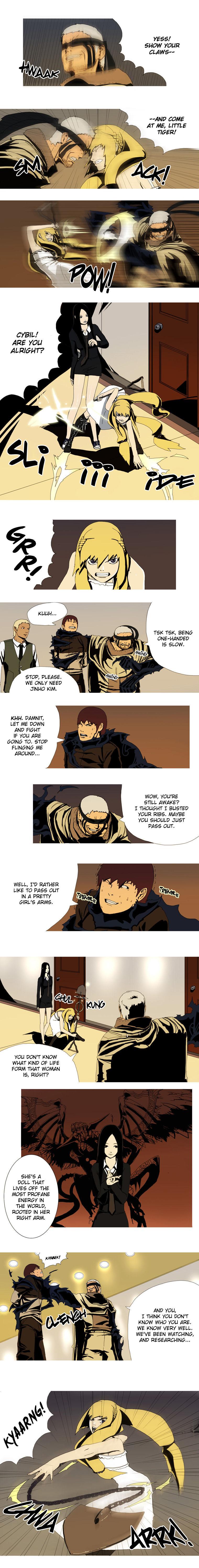 Treasure Hunter 14 Page 3