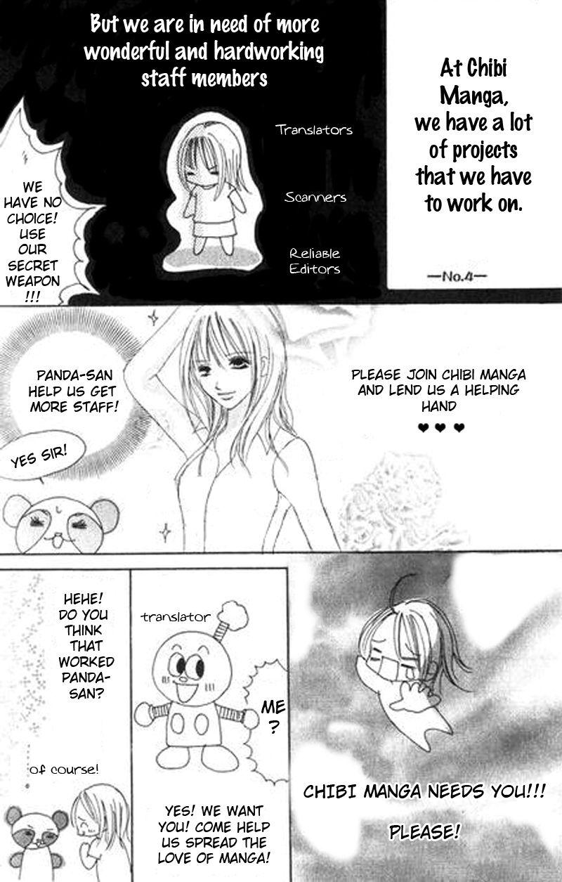 Naisho no Jikan 4 Page 2