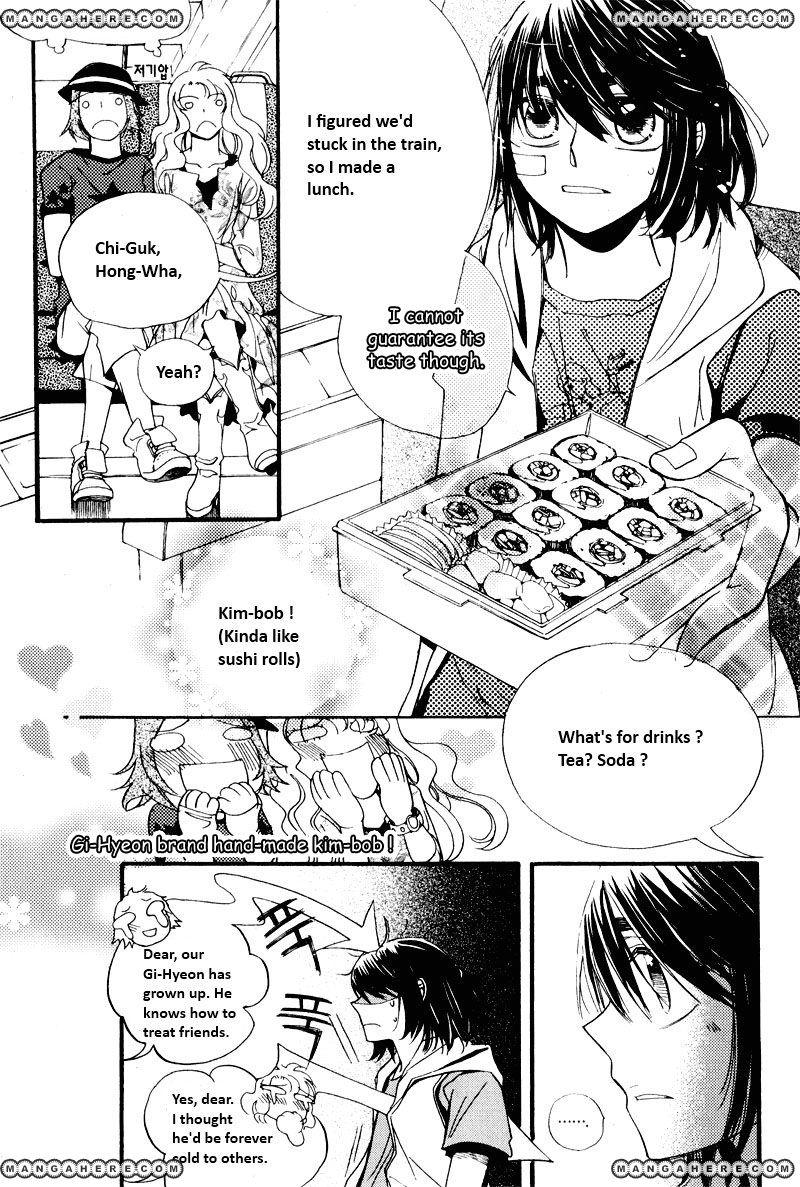 Annyeong, Pi 6 Page 3