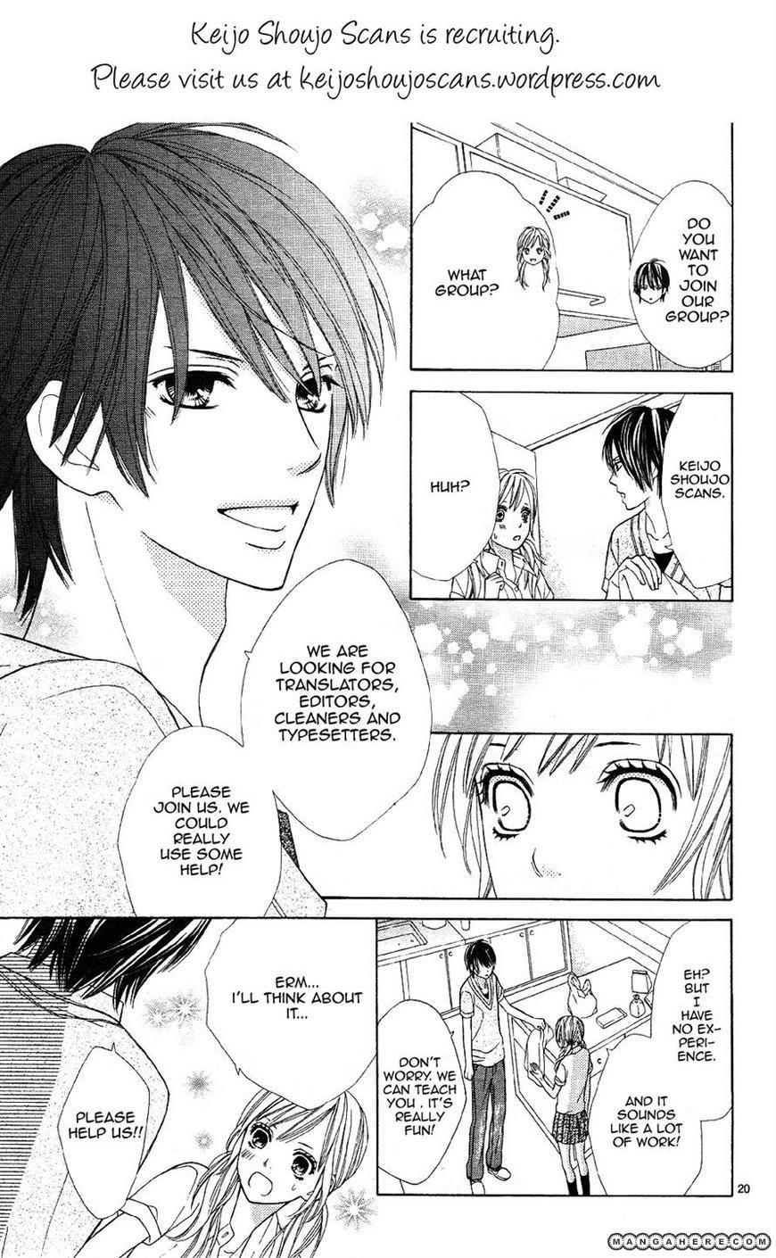 Ookami Shoujo To Kuro Ouji 3 Page 1
