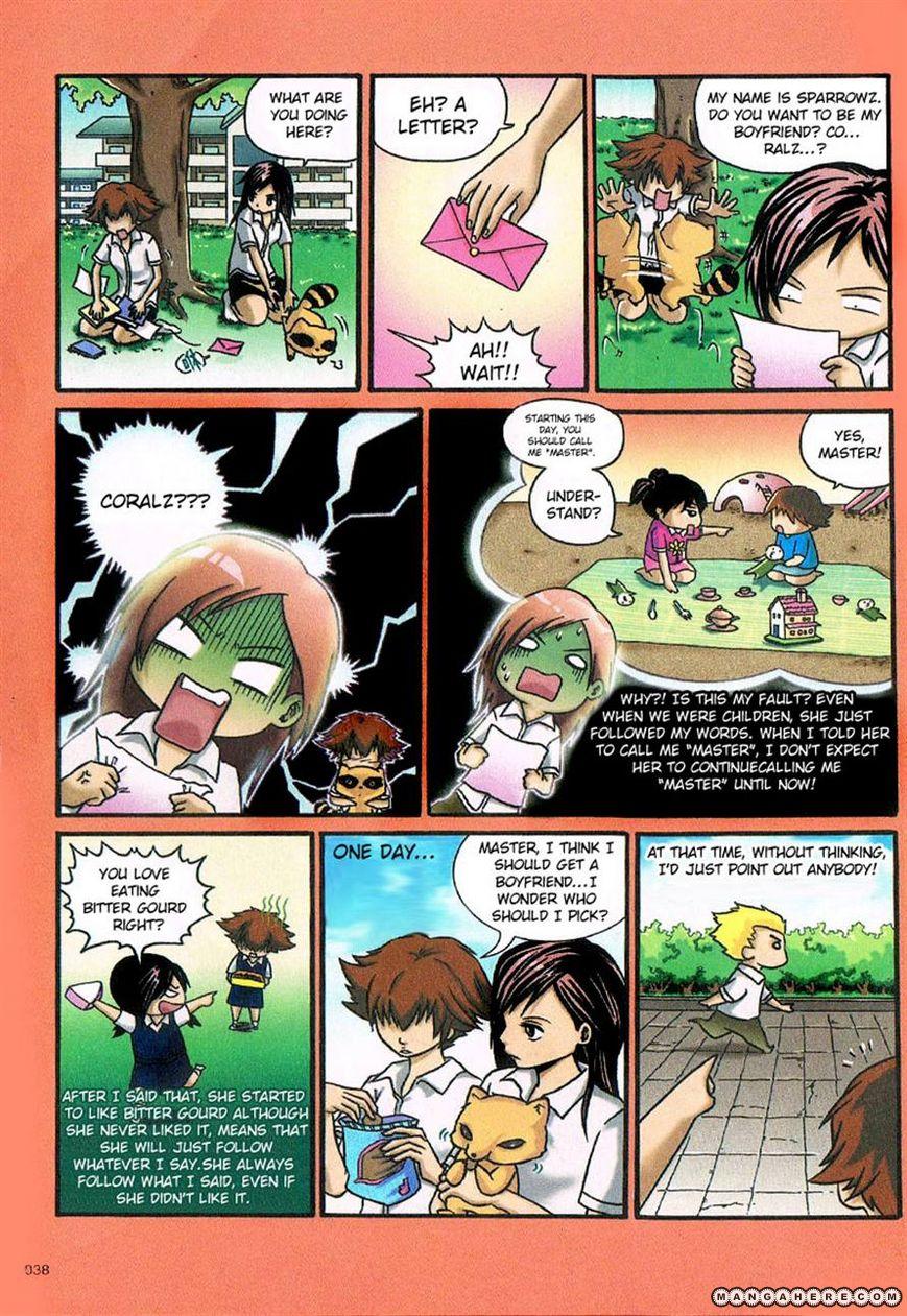 Donkey High School 6 Page 2