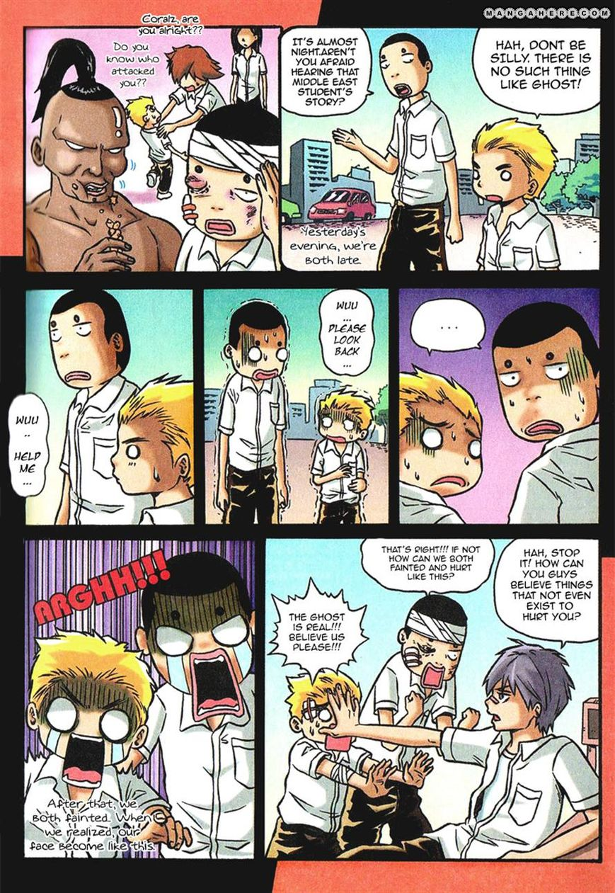 Donkey High School 7 Page 3