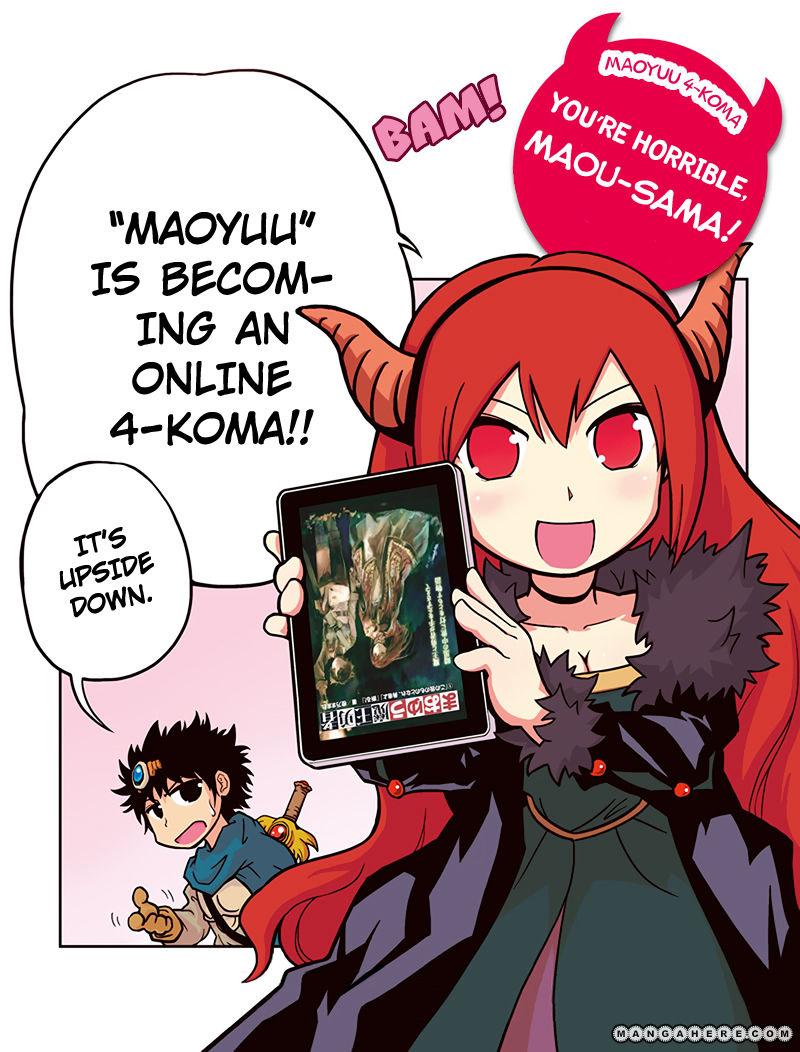 Maoyuu 4-Koma: You're Horrible, Maou-sama! 0 Page 2