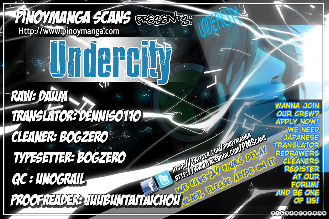 Under City 4 Page 1