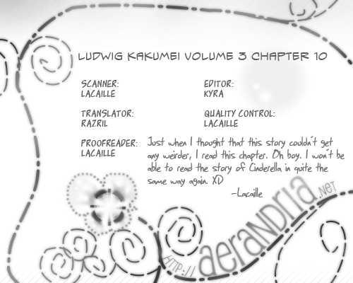 Ludwig Kakumei 10 Page 2