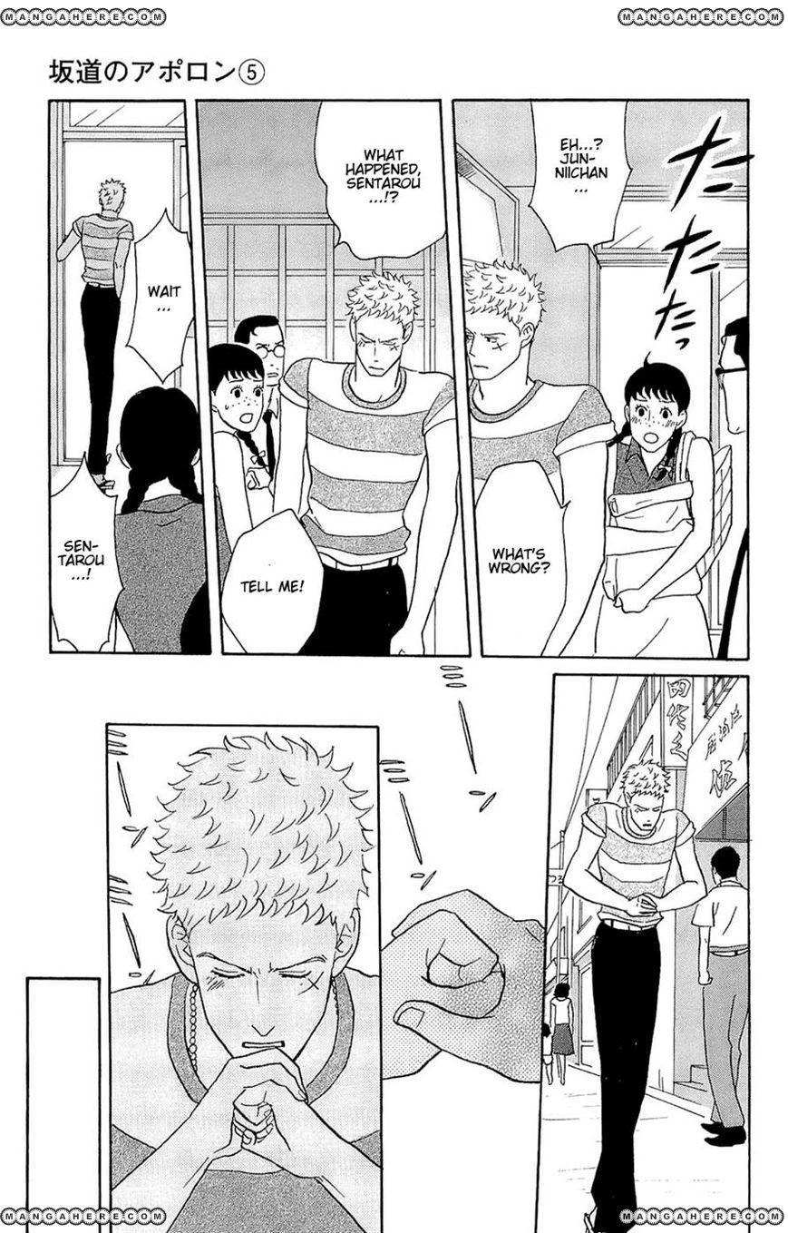 Sakamichi no Apollon 22 Page 3