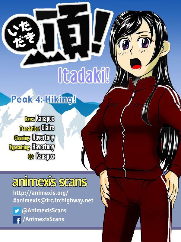 Itadaki! (FUMIZUKI Kou) 4 Page 1