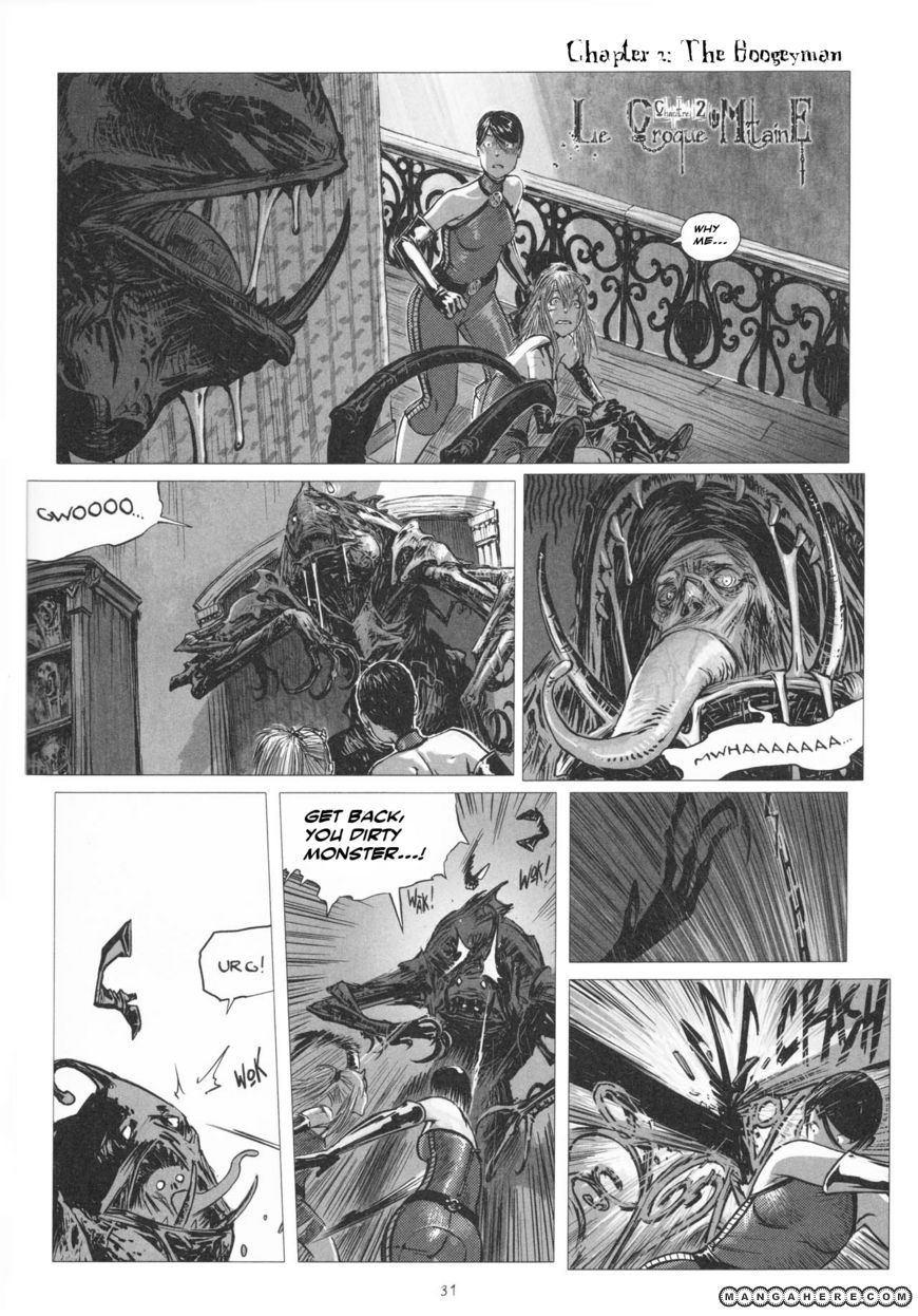 Freaks' Squeele 2 Page 1