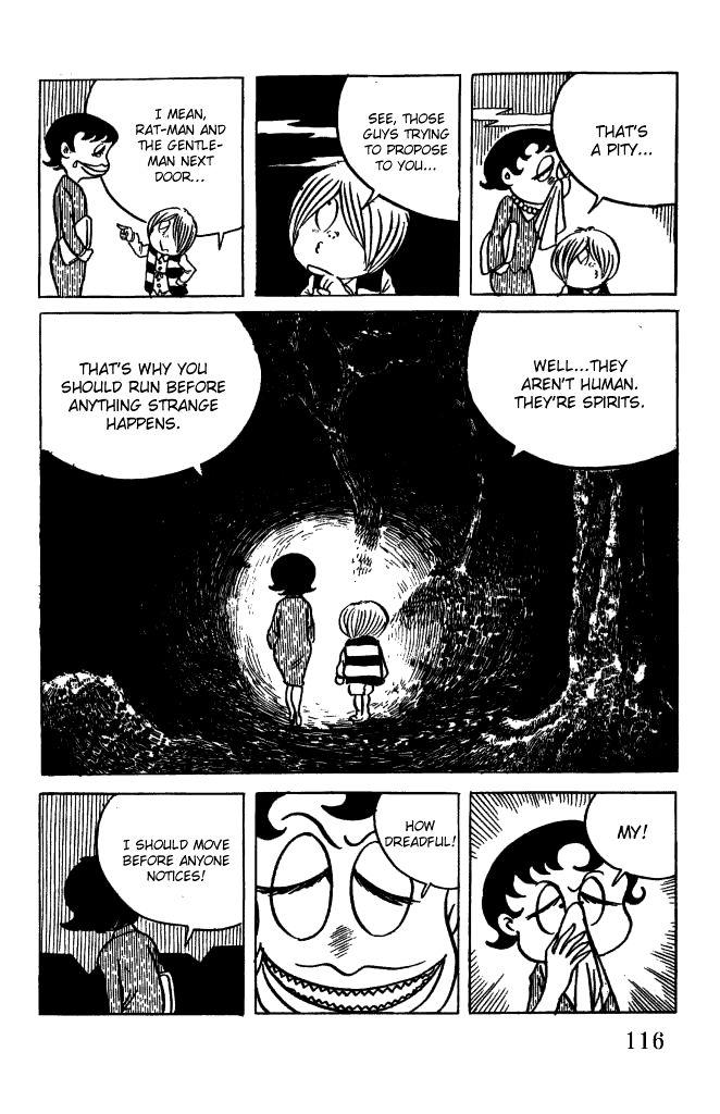 Gegege No Kitarou 15.4 Page 2