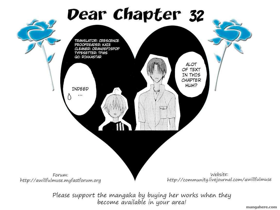 Dear 32 Page 1