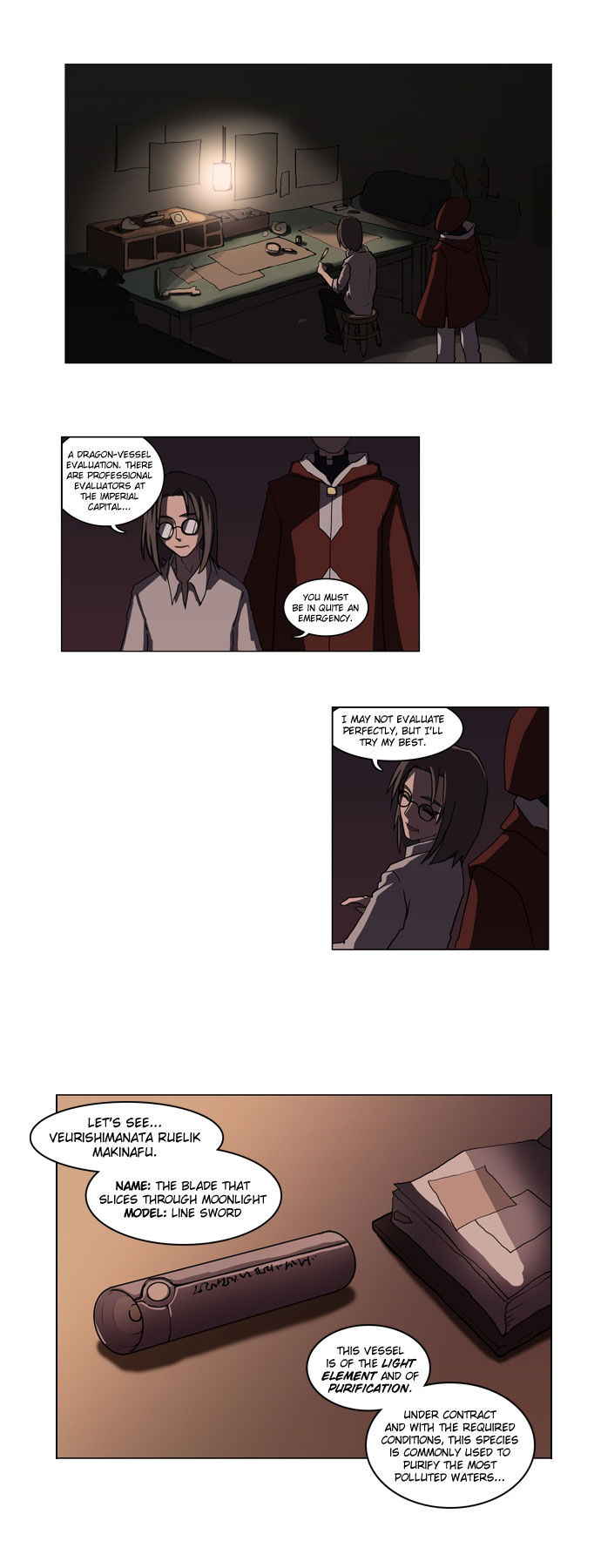 Abide in the Wind 10 Page 1