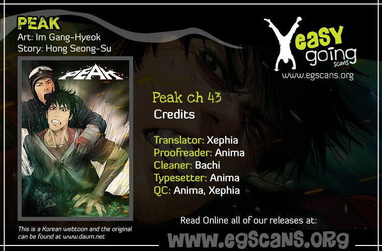 Peak (Im Gang-hyeok) 43 Page 1