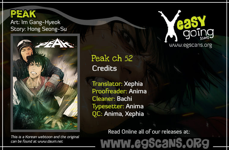 Peak (Im Gang-hyeok) 52 Page 1