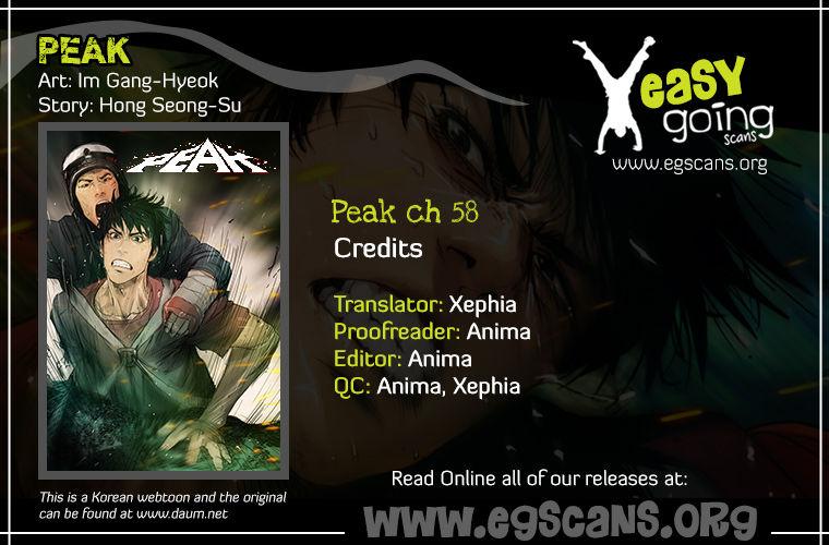 Peak (Im Gang-hyeok) 58 Page 1