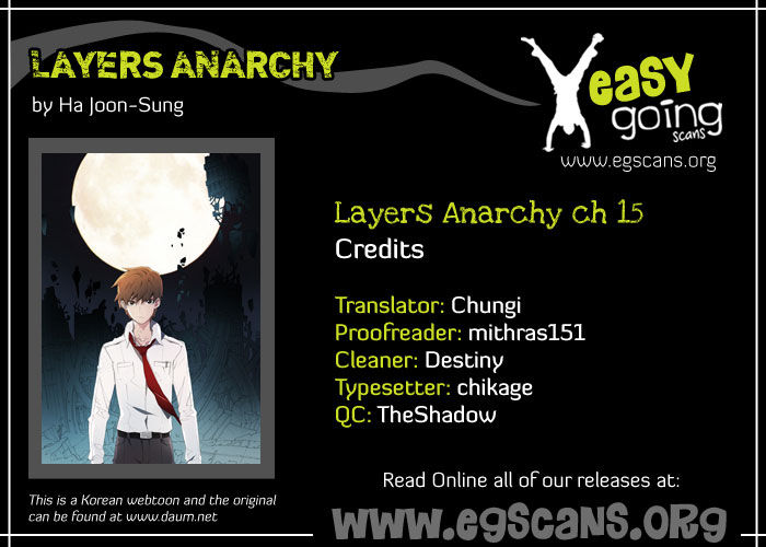 Layers Anarchy 15 Page 1