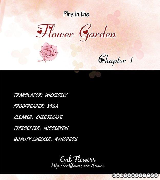 Pine in the Flower Garden 1 Page 1