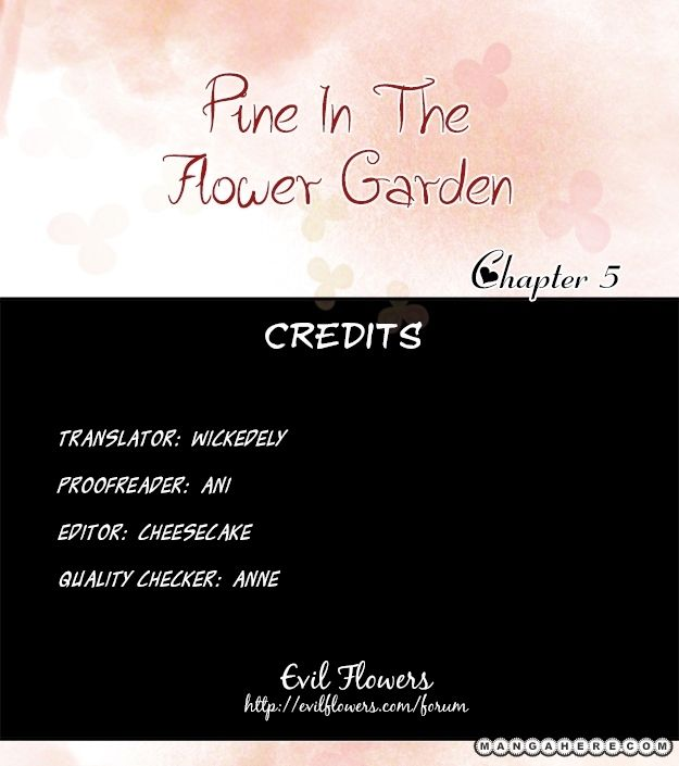 Pine in the Flower Garden 5 Page 1