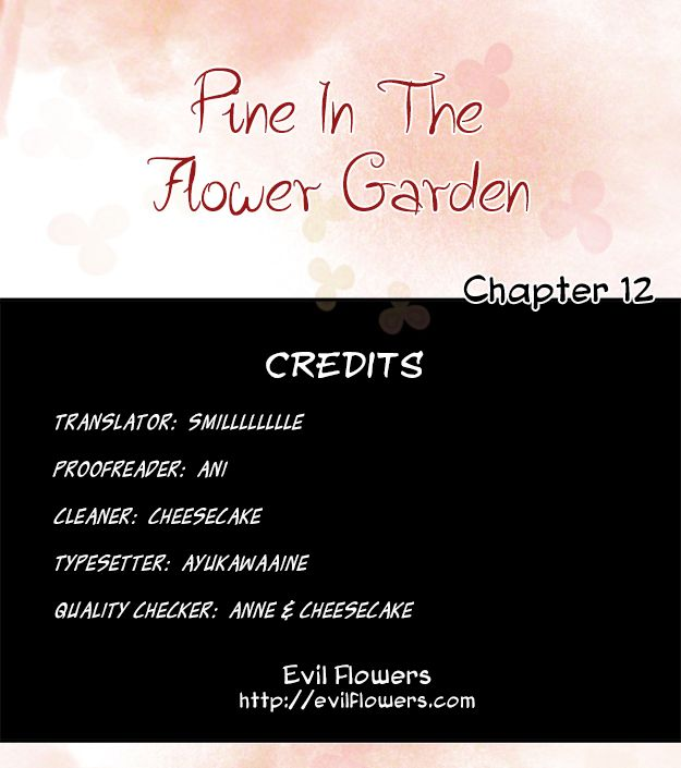 Pine in the Flower Garden 12 Page 1
