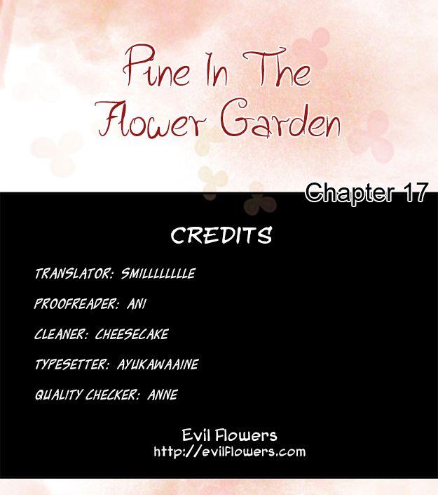 Pine in the Flower Garden 17 Page 1