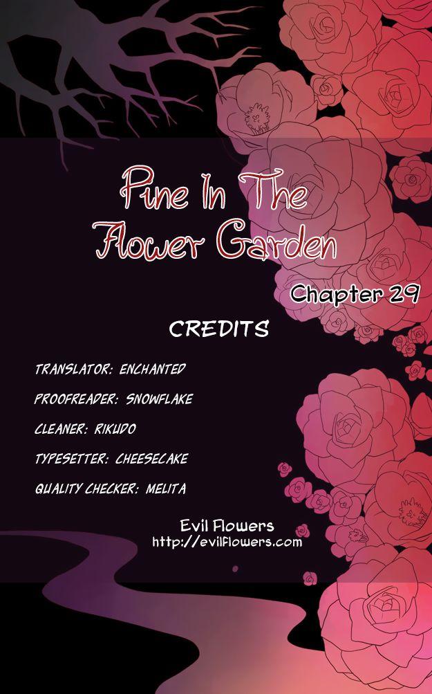 Pine in the Flower Garden 29 Page 1