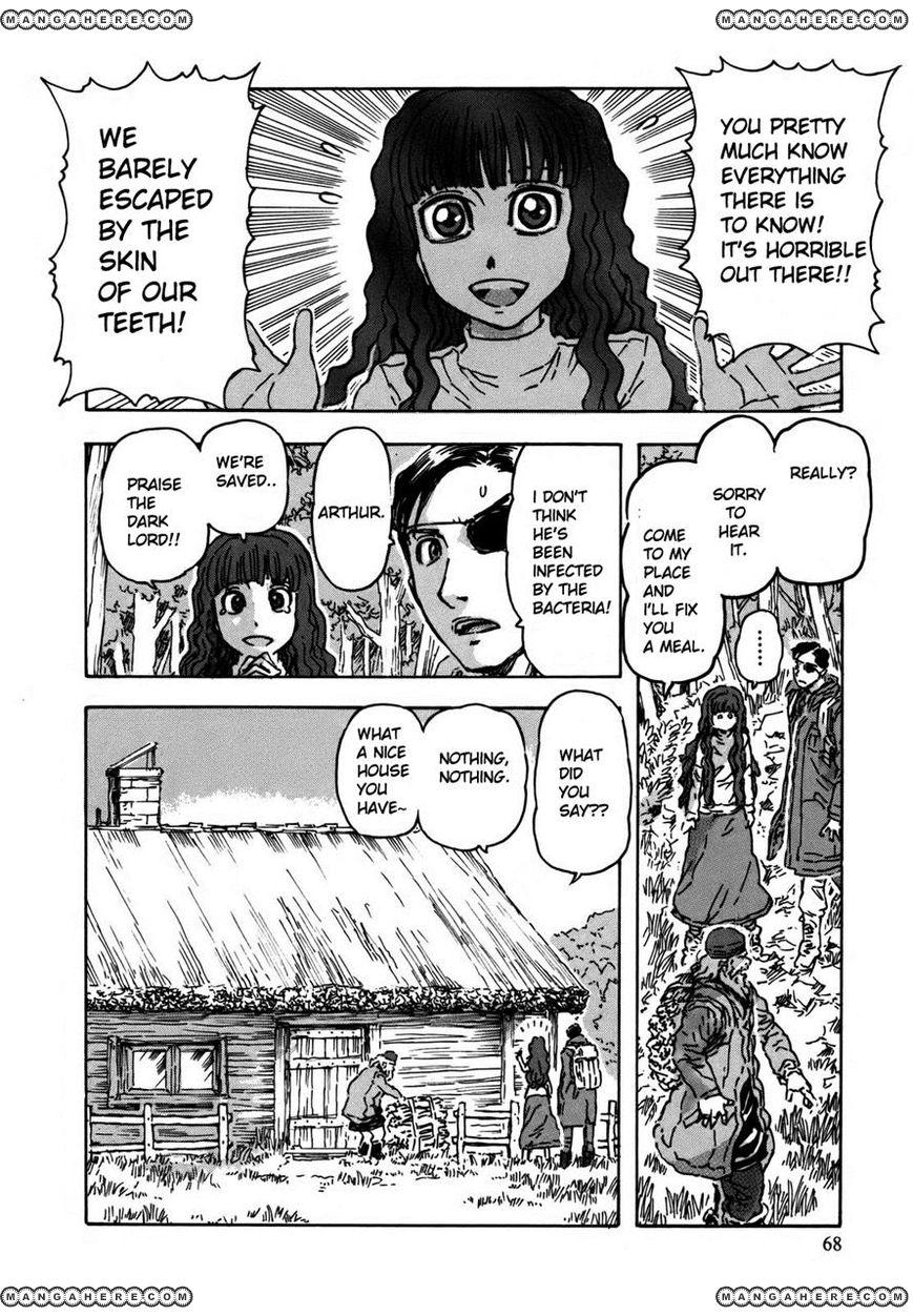 Arthur Pyuty Wa Yoru No Majo 3 Page 3