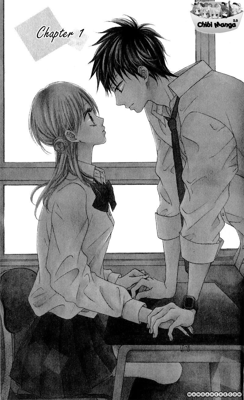 Kiss made no Kyori (YOSHINAGA Yuu) 1 Page 2