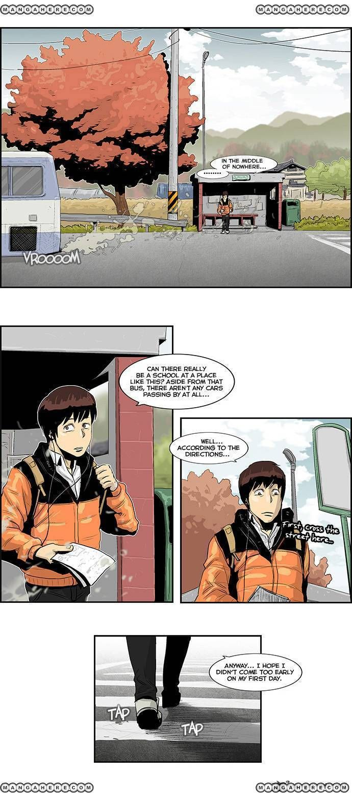 Special Martial Arts Extreme Hell Private High School 1 Page 3