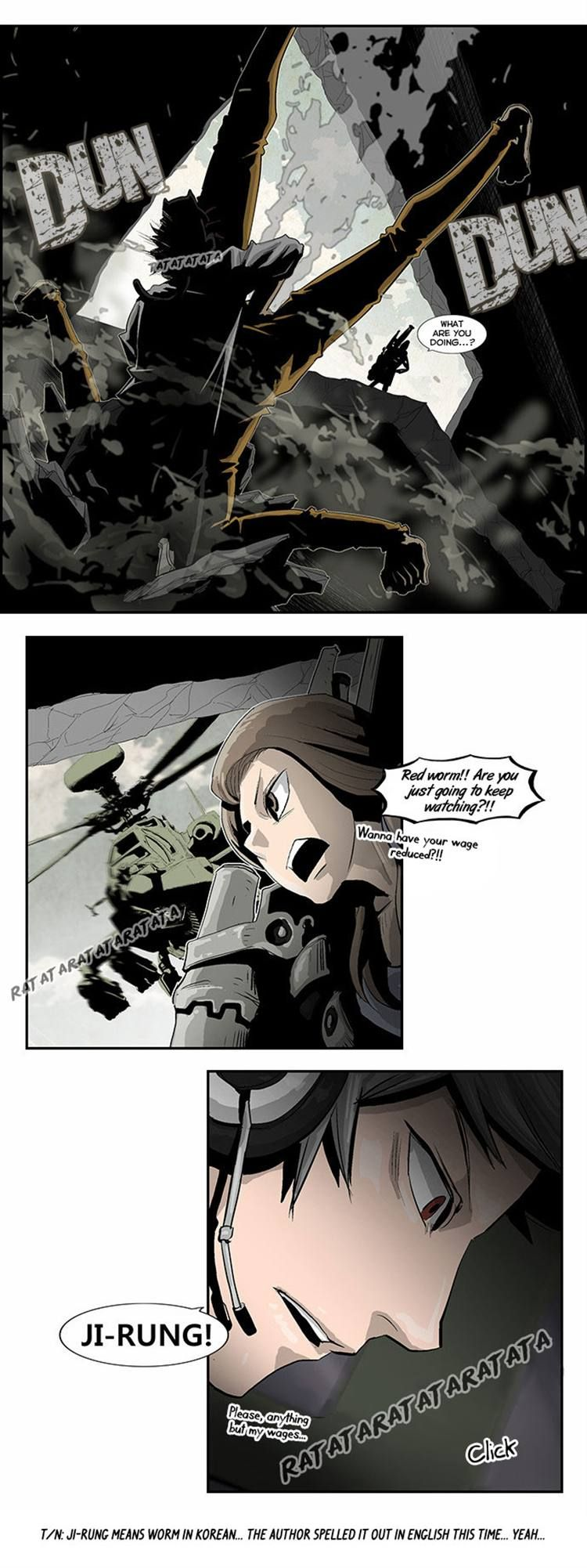 Special Martial Arts Extreme Hell Private High School 16 Page 2